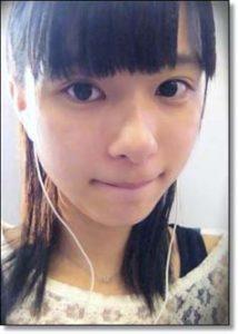 芳根京子のすっぴん画像