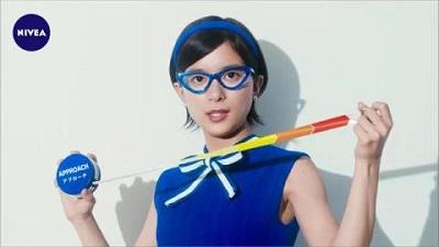 芳根京子の最新CM!ニベアのCMが可愛いと話題に!CMギャラはいくら?