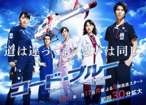 コードブルー3rdシーズンの宣伝画像