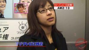 加藤綾子のすっぴんが密着番組で発覚