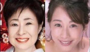 加藤綾子のすっぴんが中村玉緒にそっくり?