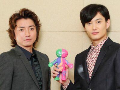 岡田将生と藤原竜也の身長比較