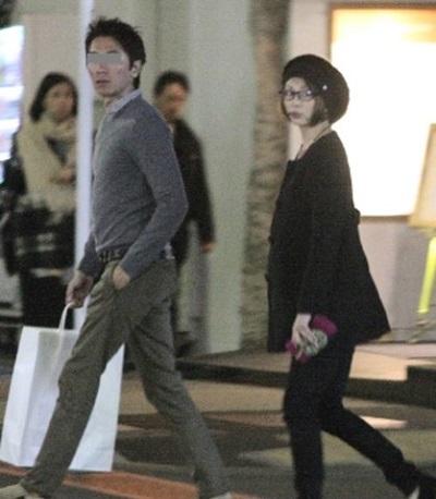 米倉涼子の結婚相手の写真は?