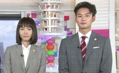 岡田将生と新垣結衣の身長比較