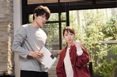 鈴木亮平と吉岡里帆の身長比較
