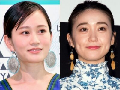 大島優子と前田敦子の年収比較