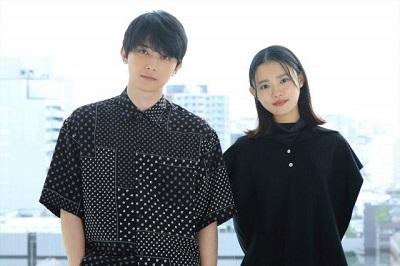 杉咲花と吉沢亮の身長比較